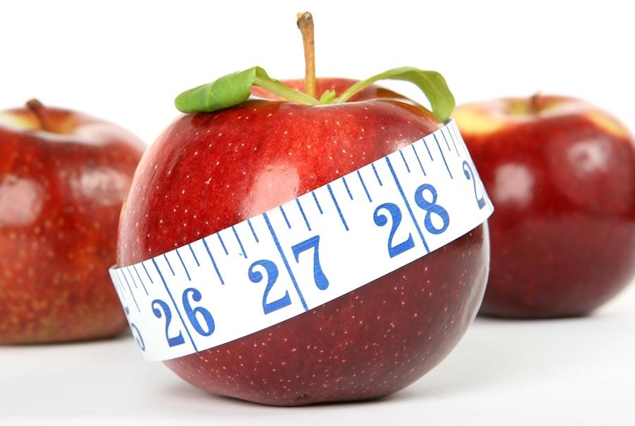las 10 frutas para bajar de peso